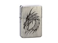 Etched Dragon Z Plus Lighter
